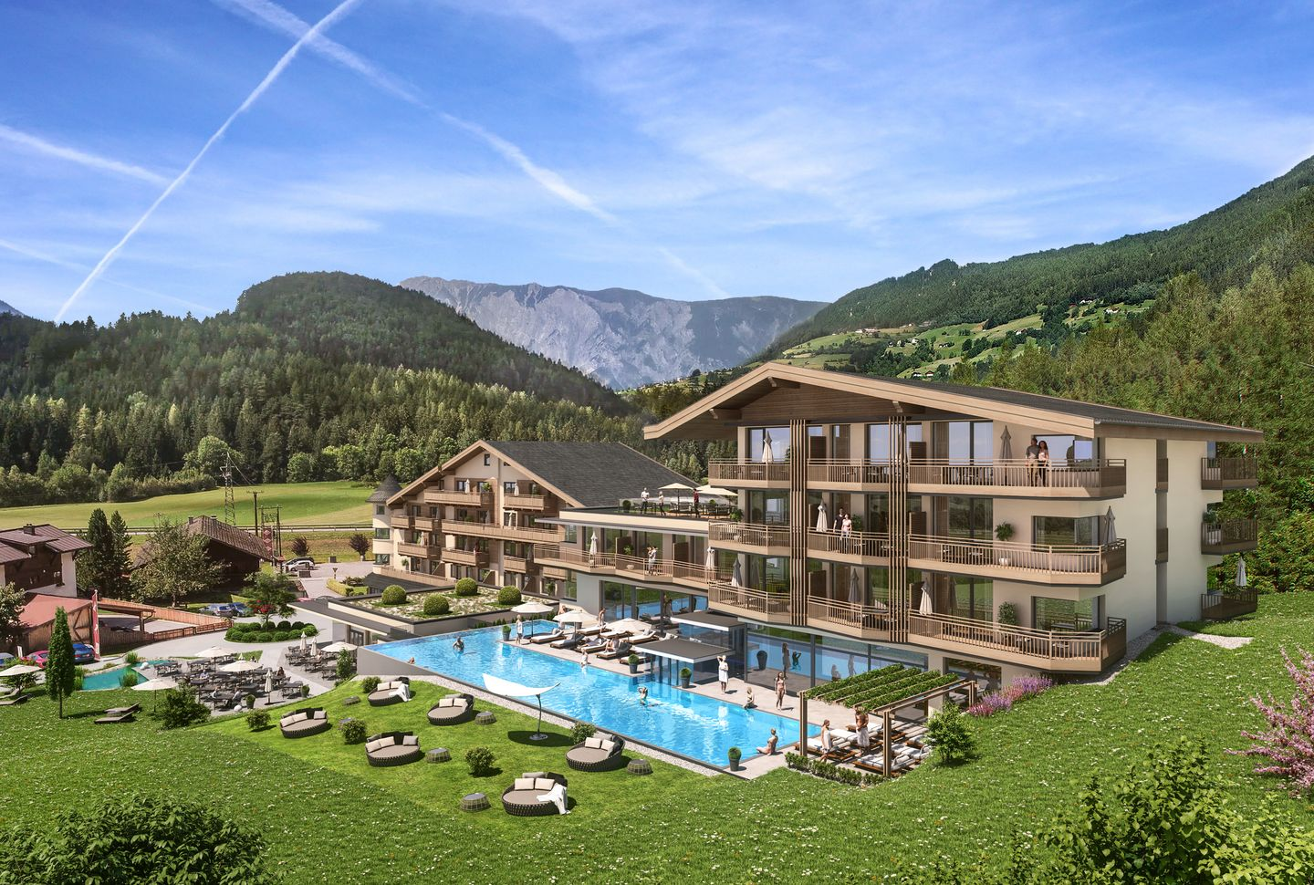 One of the best wellness hotels in the Ötztal