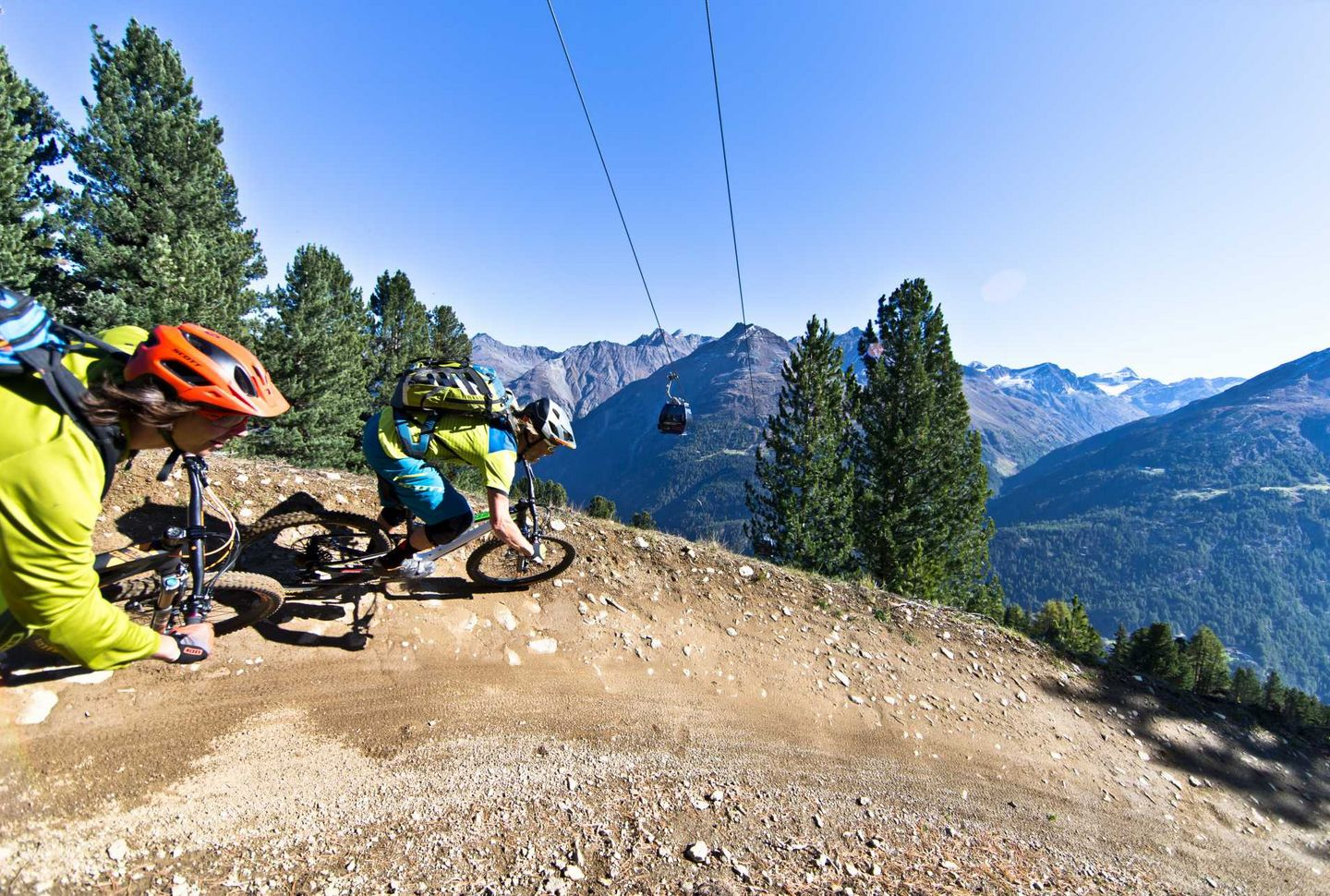 Mountain biking Ötztal :: Mountain & e-biking in Tyrol