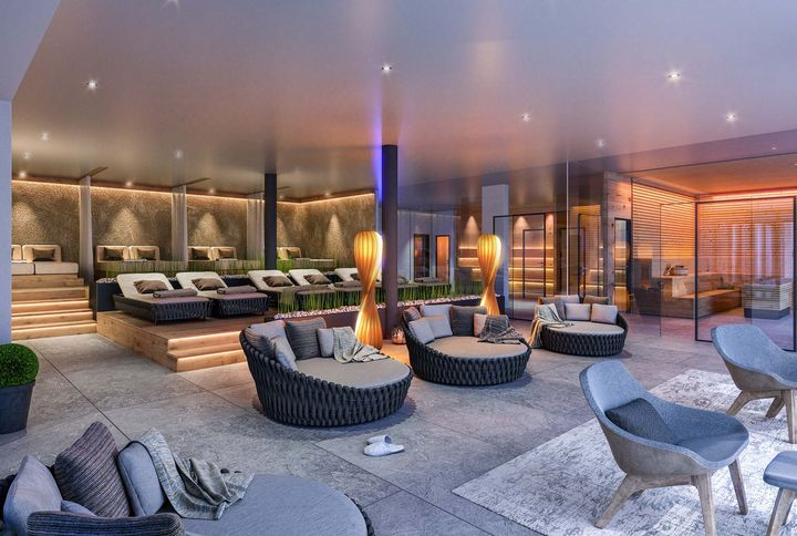 Spa hotels Ötztal :: My spa hotel in Oetz.