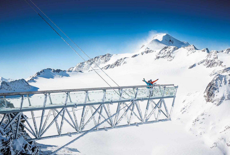 Ski resorts Ötztal :: Ski & piste adventure in the Ötztal